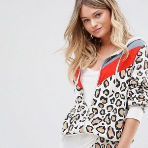 Wildfox | Hellcat Prescott Leopard Cheetah Hoodie